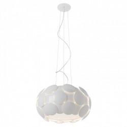 Suspensie  Joy structură din metal vopsită albă, dispersoare din policarbonat vopsit alb lucios 01-729 Redo
