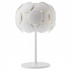Veioza Joy structura din metal alb  dispersoare din policarbonat vopsit alb lucios 01-731 Redo