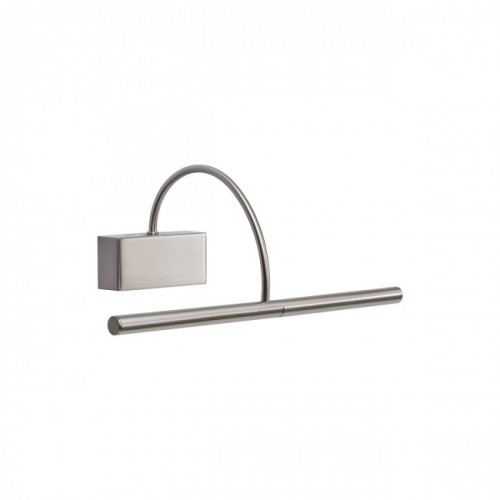 Aplica Kendo pentru interior echipata cu LED-uri SMD structura din metal nichel satinat 01-1136 Redo