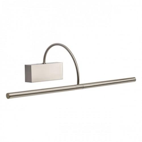 Aplica Kendo pentru interior echipata cu LED-uri SMD structura din metal nichel satinat 01-1138 Redo