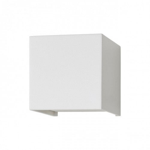 Aplica interior Amplitude structura din aluminiu culoare alb mat echipata cu led 01-1229 Redo