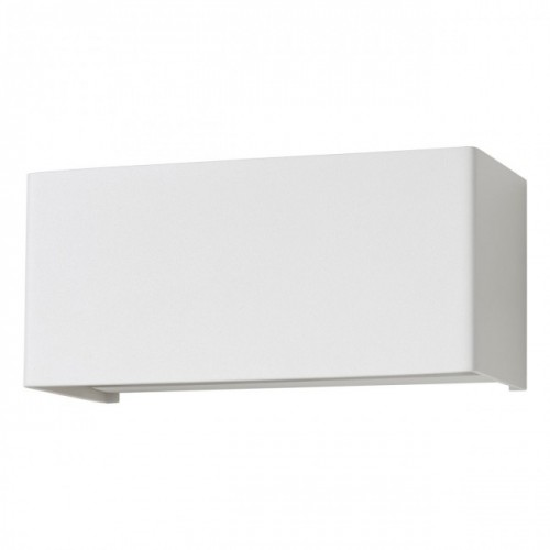 Aplica interior Amplitude structura din aluminiu culoare alb mat echipata cu led 01-1230 Redo