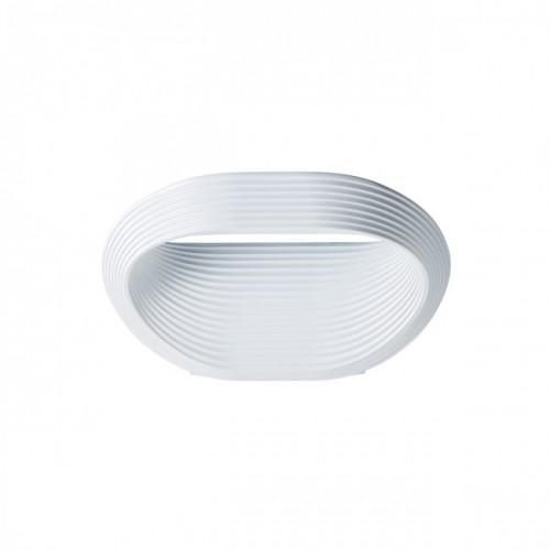 Aplica Hua din aluminiu cu Led-uri SMD culoare alb mat 01-1314 Redo