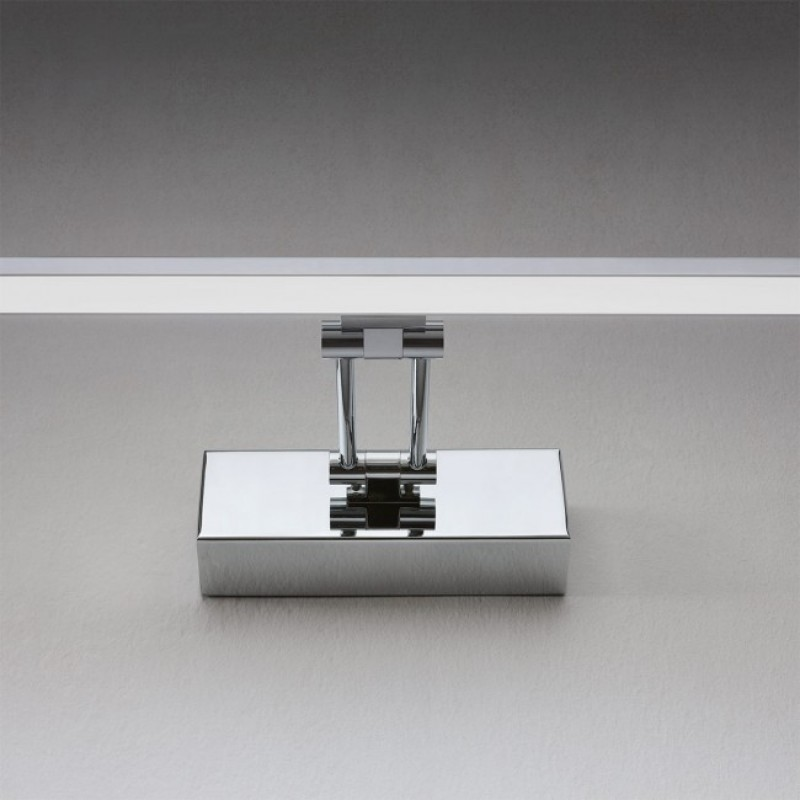 Aplica Linear pentru interior echipata cu LED SMD structura din metal cromat 01-451 Redo