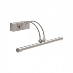 Aplica Ikon echipata LED structura metal nichel satinat 01-456 Redo