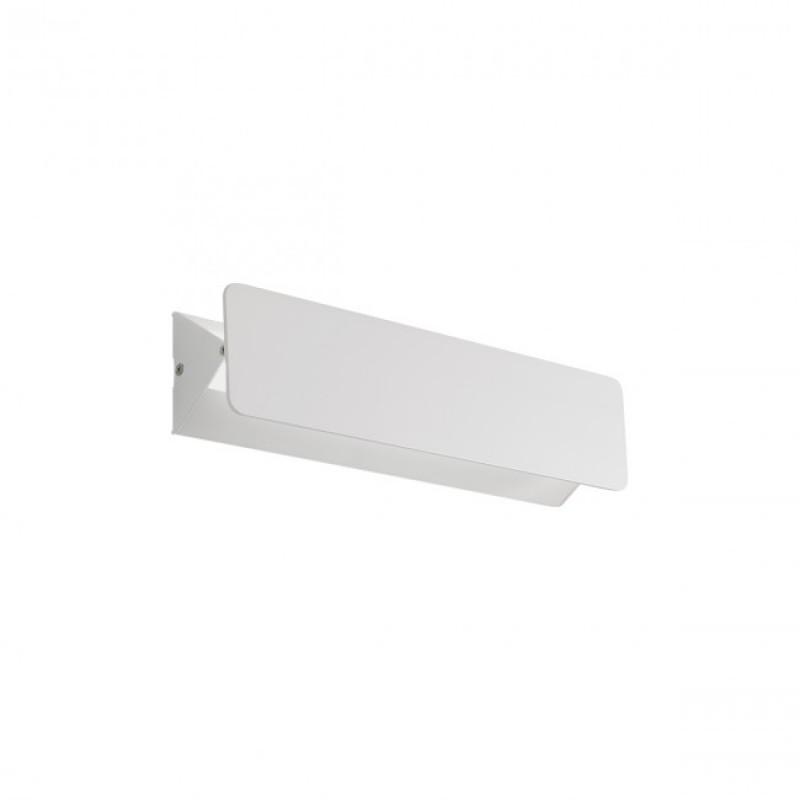 Aplica Kuma structura din metal cu Led-uri SMD culoare alb mat 01-1345 Redo