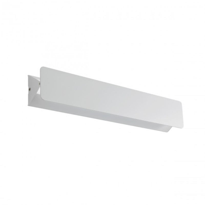 Aplica Kuma structura din metal cu Led-uri SMD culoare alb mat 01-1346 Redo