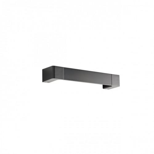Aplica Lounge din aluminiu cu Led-uri SMD culoare negru mat 01-1320 Redo