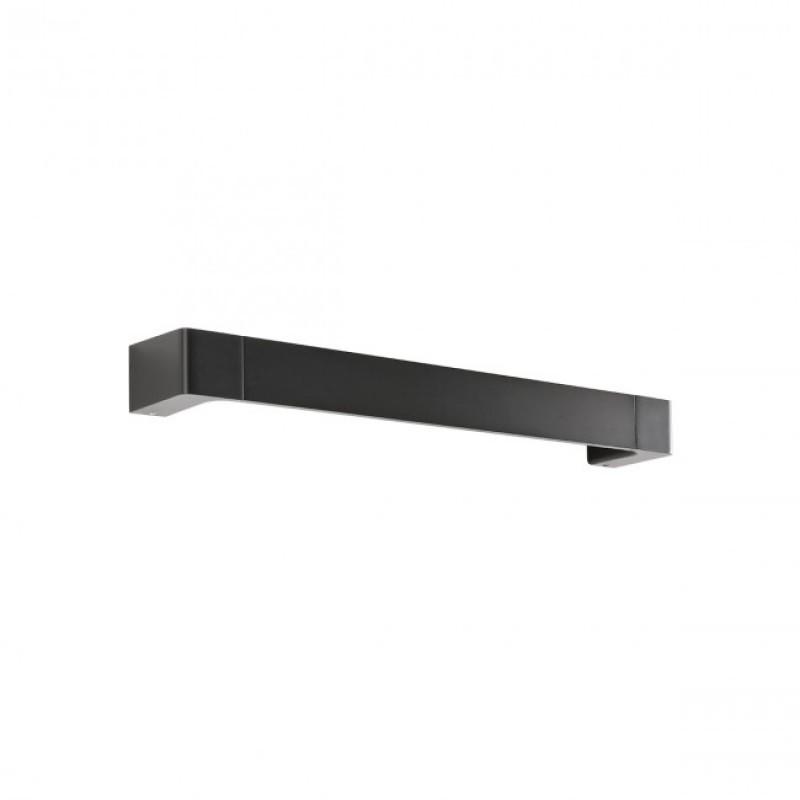Aplica Lounge din aluminiu cu Led-uri SMD culoare negru mat 01-1322 Redo