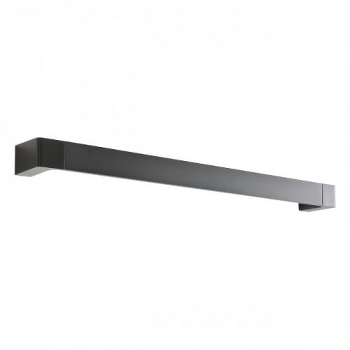 Aplica Lounge din aluminiu cu Led-uri SMD culoare negru mat 01-1324 Redo