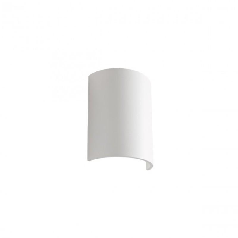 Aplica Match din aluminiu cu Led-uri COB culoare alb mat 01-1447 Redo