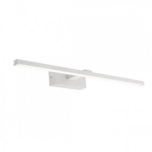 Aplica LED pentru baie Neptune, alb mat, LED, 12W, 60 cm, 01-1671