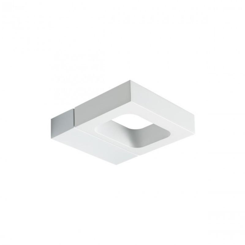 Aplica orientabila Nevis din aluminiu cu Led COB culoare alb mat 01-1315 Redo