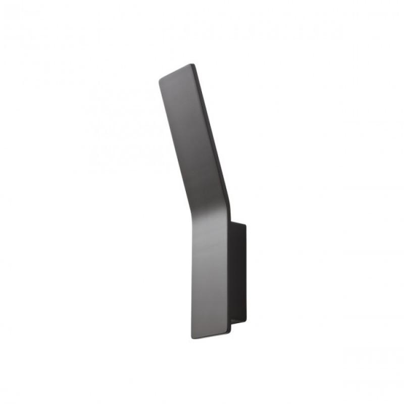 Aplica Selfie din aluminiu cu Led-uri SMD culoare negru mat 01-1313 Redo