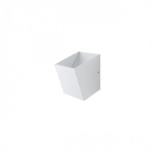 Aplica Tobiko din aluminiu cu Led COB culoare alb mat 01-1317 Redo
