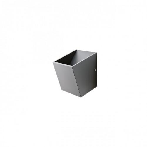Aplica Tobiko din aluminiu cu Led COB culoare alb mat 01-1318 Redo