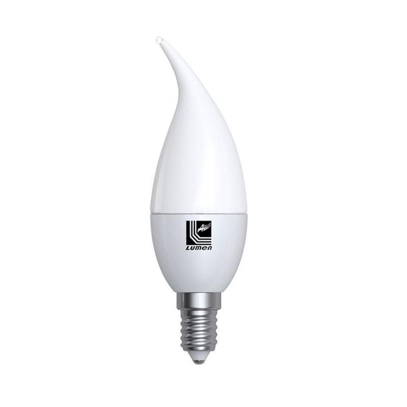 Bec led 5W alb cald E14 13-14026002 06-7375/cald  3000K LUMEN