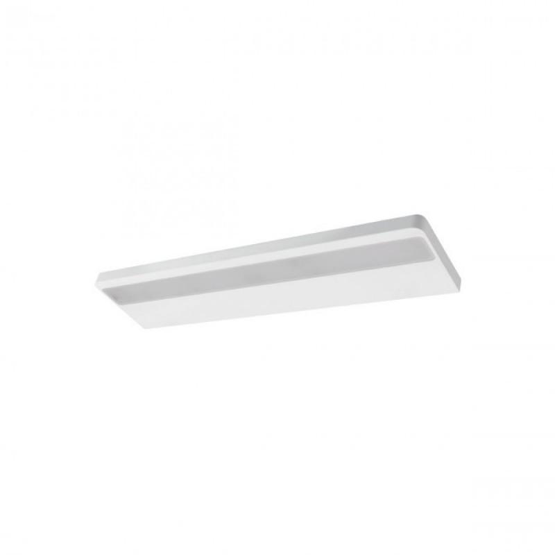 Aplica Ku pentru baie echipata LED 12W structura metalica alb mat 01-1766 Redo