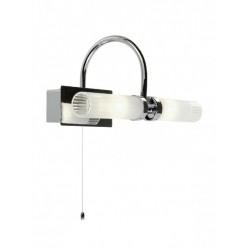 Aplica Polo protejata de umiditate structura din metal cromat 01-098 Smarter