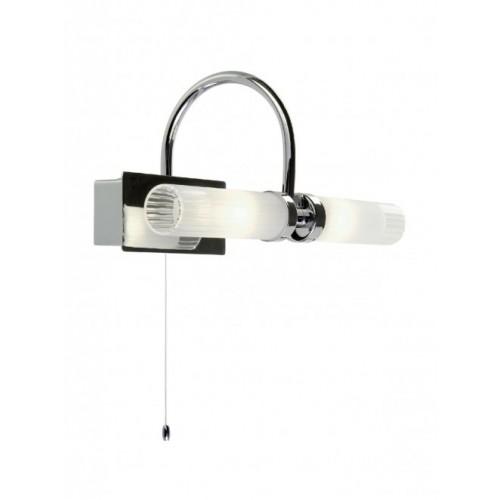 Aplica Polo protejata de umiditate structura din metal cromat 01-097 Smarter