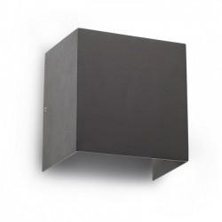 Aplica Led pentru exterior Vary din aluminiu gri inchis 9141 Redo