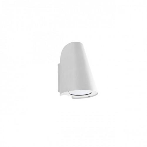 Aplica exterior Alvar structura aluminiu alb mat GU10 9530 Redo