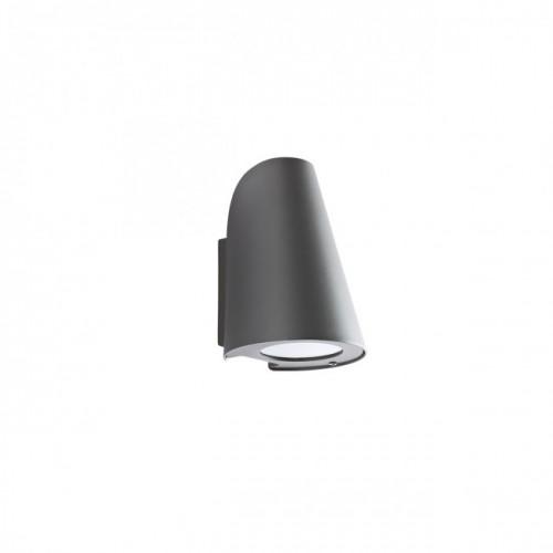 Aplica exterior Alvar structura aluminiu gri inchis GU10 9529 Redo