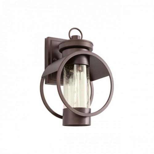 Aplica Compass pentru exterior structura metalica maro inchis 9571 Redo
