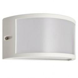Aplica exterior LED Asti 90184, 10W, 655lm, lumina calda, IP54, alba, Smarter
