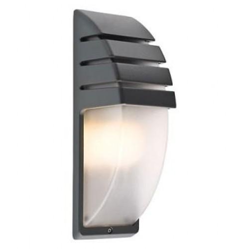 Aplica pentru exterior Bonn 9210, 1 x E27, gri inchis, Smarter