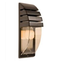 Aplica pentru exterior Bonn 9818, 1 x E27, negru, Smarter