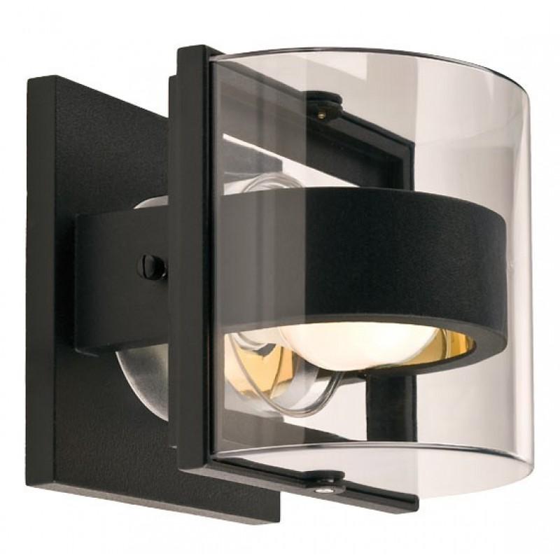 Aplica pentru exterior Marano 9820, 1 x E27, neagra, Smarter