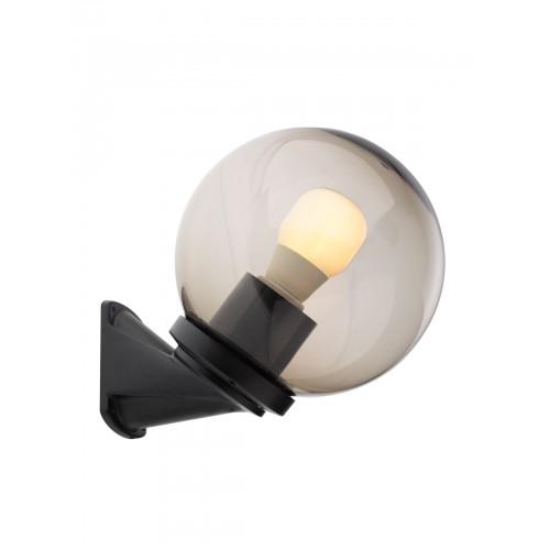 Aplica pentru exterior SFERA 250, 9872, negru,1XE27, Smarter