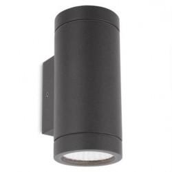 Aplica exterior cu LED Vince 9452, 2 x 3W, gri, Smarter