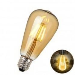 Bec decorativ LED COG 6W AVOCADO E27 LUMEN