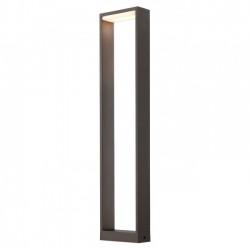 Stalp Led SMD pentru exterior Gate din aluminiu gri inchis 9465 Redo