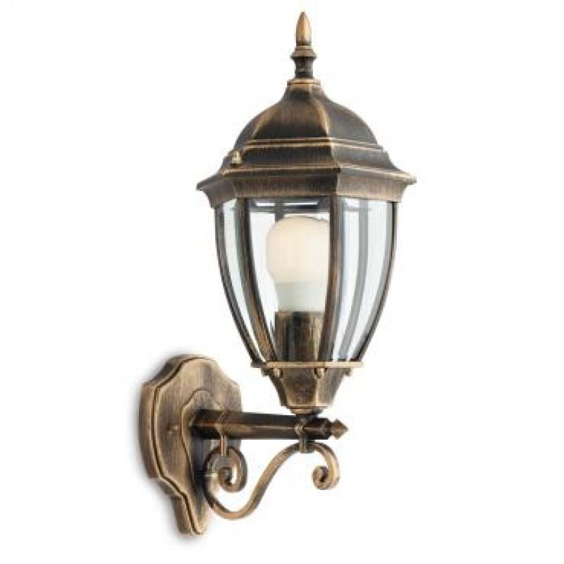 Aplica pentru iluminat exterior orientata in jos Sevilla 9605, 1 x E27, Smarter