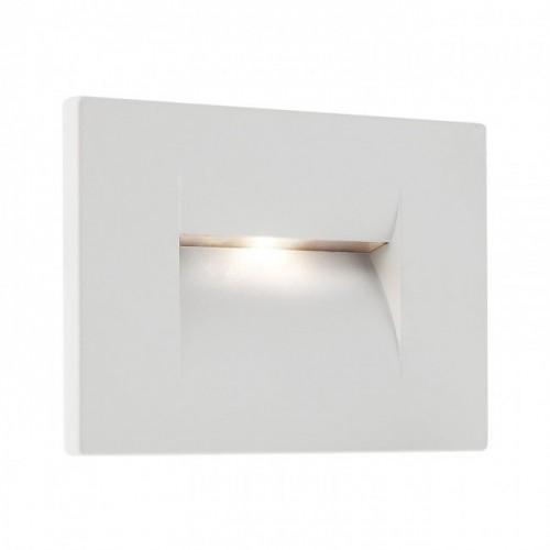 Aplică Inner de încastrat în perete, pentru exterior sau interior, cu lumină asimetrică 9546 Redo  Outdoor