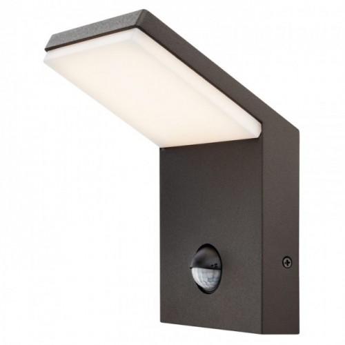 Aplică pilar pentru exterior echipată cu LED-uri SMD senzor de prezență  9475 Redo Outdoor