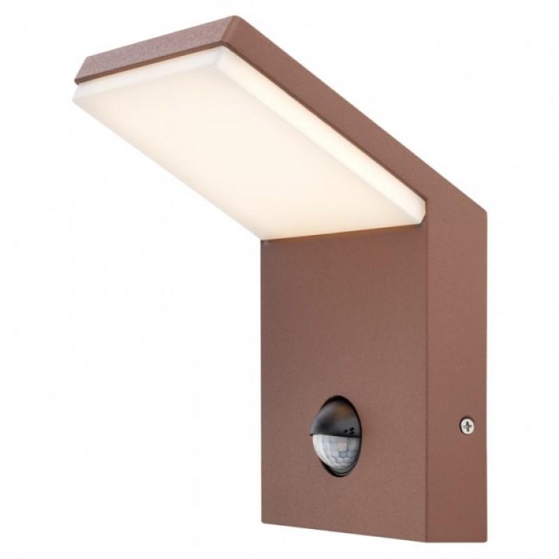 Aplică Pilar pentru exterior echipată cu LED-uri SMD senzor de prezență  9476 Redo Outdoor