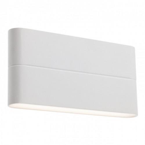 Aplică Pocket pentru exterior echipată cu LED-uri SMD, cu dispersie luminoasă directă/indirectă. 9622 Redo Outdoor
