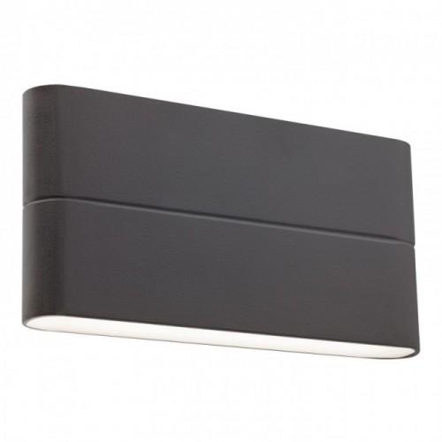 Aplică Pocket pentru exterior, echipată cu LED-uri SMD, cu dispersie luminoasă directă/indirectă 9623 Redo Outdoor