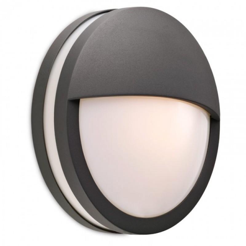 Aplică Sonar exterior din aluminiu  culoare gri 9394 Redo Outdoor
