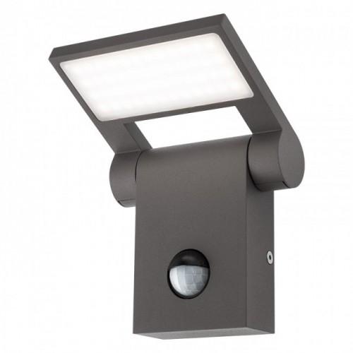 Aplică Varial exterior, echipată cu LED si senzor de prezență 9690 Redo Outdoor