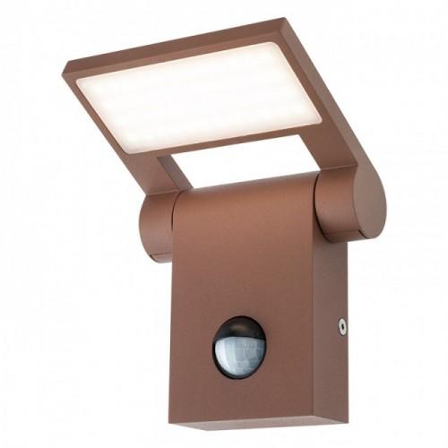 Aplică Varial  exterior echipată cu LED  si senzor de prezență 9691 Redo Outdoor