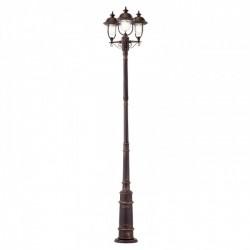 Stâlp Verona pentru exterior din aluminiu 9273 Redo Outdoor