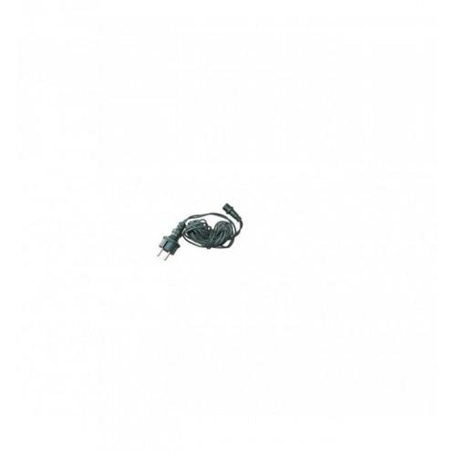 Cablu de alimentare 3m verde cu stecher gama S-Out 30-193001 Dablerom