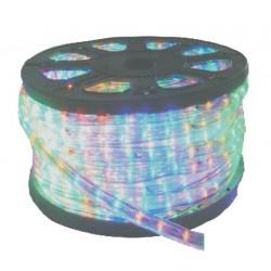 Tub luminos D13 2 canale 36 becuri/ metru multicolor 30-2211 Dablerom