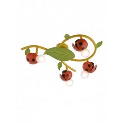 Plafoniera Boo Boo structura din metal multicolora 04-354 Smarter