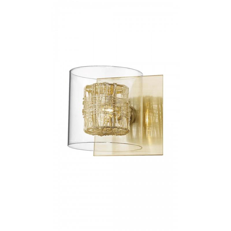 Aplică KLASS AP1 gold KLAUSEN Charm Collection